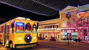holiday festival of lights charleston holiday events southern hospitality magazine traveler