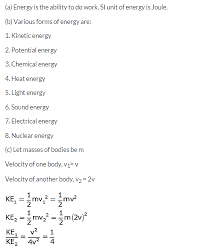 lakhmir singh physics class 9 solutions work and energy