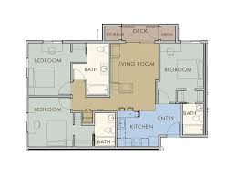bedroom plans floor plans flats at the oval