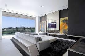 contemporary open floor plan homes