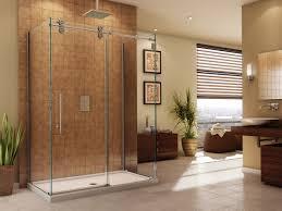 Shower Tub Door by Fleurco Kinetik In Line 57