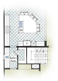 100 house plans with butlers pantry acreage house plans