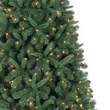 7 5 ft pre lit green full kensington pine artificial christmas