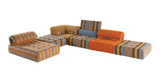 Flexible Sofa Cuddle Into This 20 Comfortable Floor Level Sofas Home Design Lover