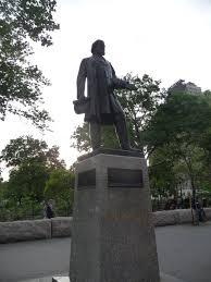 Ericsson Rf Engineer John Ericsson Statue New York 2016 Youtube