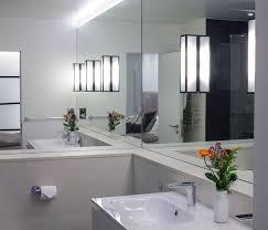 bathroom wall idea bathroom fancy bathroom wall mirrors imposing on with 10 rooms a