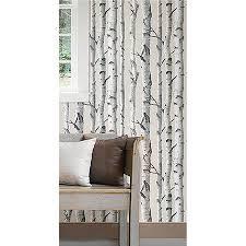 wallpops nuwallpaper birch tree peel u0026 stick wallpaper emily