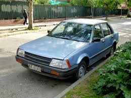 curbside classic 1982 86 nissan stanza u2013 well versed