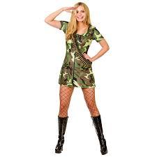 adults army combat camo tv film fancy dress halloween