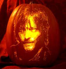 martini pumpkin carving halloween high art the legend of the pumpkin geek
