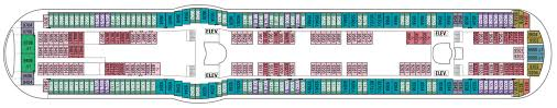 freedom of the seas floor plan just cruise cruise ship