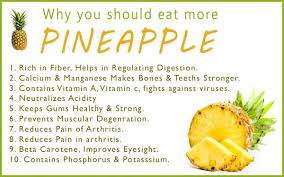 what u0027s the pineapple diet is it good for losing weight
