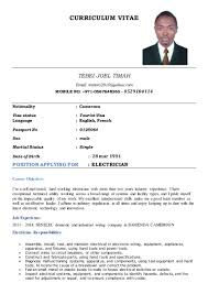 Sample Electrician Resume by 100 Pastoral Resume Resume Path Skills Cover Letter For