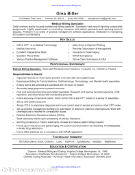 Key Skills Resume Examples by Absolutely Design Medical Coding Resume Samples 12 Billing And