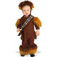 star wars costumes star wars chewbacca fleece infant toddler costume toddler 2 4