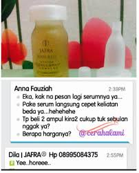 Serum Royal Jelly Jafra Terbaru royal jelly lift concentrate jafra fadillahsoraya s
