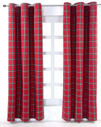 Black Gingham Curtains Gingham Curtains Drapes Notable Plaid Curtain Patterns To