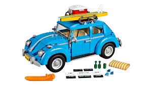 peugeot lego lego celebrates original beetle with new scale model