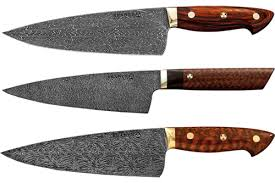 Bob Kramer Knives I Want One Of These Damascus Steel Folded Over