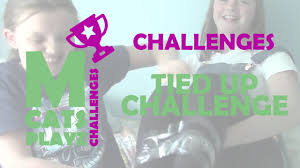 Challenge Do You Tie It Up Challenges Tie Up Challenge Ouch