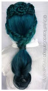2533 best cute hair images on pinterest hairstyles colorful