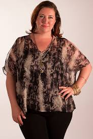 plus size silk blouse turquoise watercolor floral print silk chiffon shoulder top