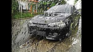 mitsubishi mirage hatchback 97 mitsubishi mirage rally art asti body kit