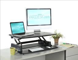desk workez cool adjustable height laptop standing desk standing