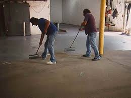 is your floor ready for epoxy paint diy garage epoxy paint self