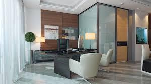 Interior Office Decoration Decorating Office Ideas Amazing Unique Shaped Home Design