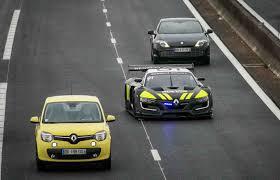 voiture de sport 2016 renault rs 01 interceptor la future voiture de la gendarmerie