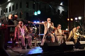 The Blind Boys From Alabama The Blind Boys Of Alabama Play Merrimack Hall
