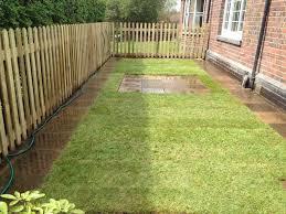 cheap temporary fence ideas home u0026 gardens geek
