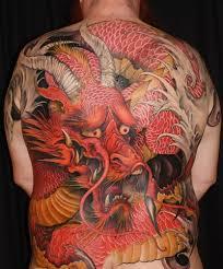 tattoo dragon full back eastern dragon tattoos vs western dragon tattoos