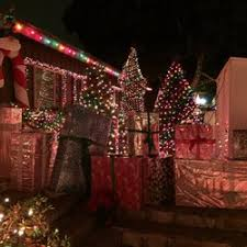 point loma garrison street christmas lights local flavor 3616