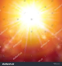 abstract background warm orange yellow sunshine stock vector