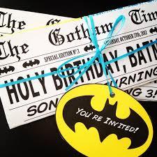 batman birthday party invitations marialonghi com