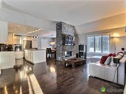 cuisine et salon ouvert salon ouvert sur cuisine inspirations avec emejing cuisine et salon