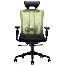 Ergonomic Office Furniture by Amazon Com Office Factor Executive Ergonomic Office Chair Back