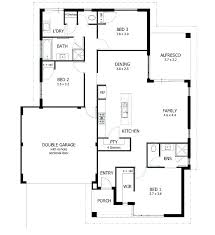 3 bedroom floor plans with garage small 3 bedroom house small three bedroom house plans small 3