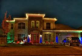 outdoor lighting houston