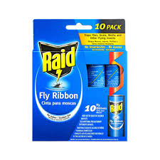 fly ribbon raid pest products pic corporation