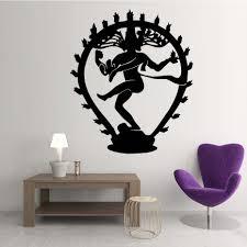 Modern Wall Stickers For Living Room Online Get Cheap Modern Hinduism Aliexpress Com Alibaba Group