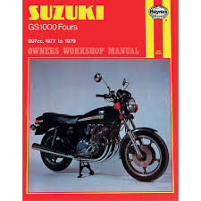 haynes repair manual 0484 suzuki gs1000 1978 1979 manuals