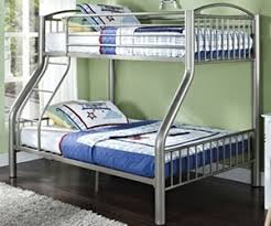 Iron Bunk Bed Donco Metal Bunk Bed And Bedroom
