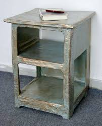 make your own papier mache nightstand onyx colour paper mache