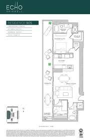 100 echo brickell floor plans le parc at brickell luxury