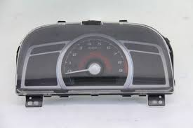 honda civic si 07 11 lower speedometer cluster 84k mi manual