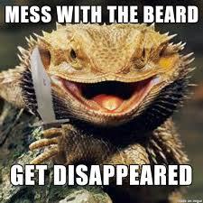 Mess Meme - mess with the beard meme on imgur