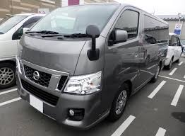 nissan van nv350 file the frontview of nissan nv350 caravan premium gx e26 jpg
